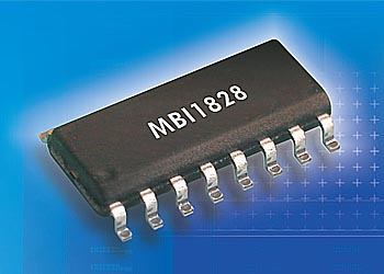 instant On/Off LED driver MBI1828